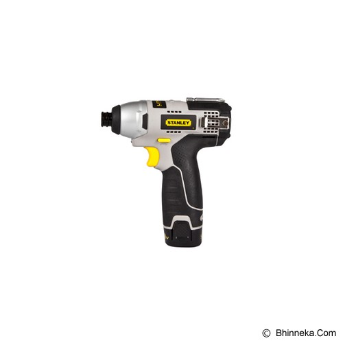 STANLEY Cordless Impact Drill [STDC041LB] - Bor Mesin
